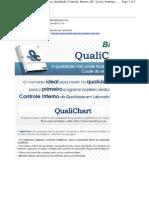 Controle Interno da Qualidade, Gráfico, Levey, Qualidade