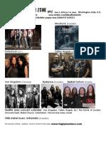Metal Bulletin Zine 92