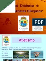 Generalidades Del Atletismo..