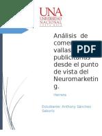 Análisis Neuromárketing