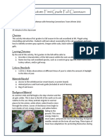 fall into nature classroom and trip pdf