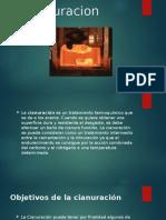 Cianuracion y Carbo2