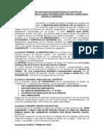 CONTRATO de alquiler de maquinaria.doc