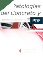 Informe de Patologias Del Concreto y Acero