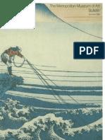 Hokusai the Metropolitan Museum of Art Bulletin v 43 No 1 Summer 1985-1