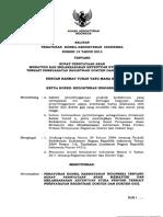 Peraturan KKI No 13 Tahun 2013