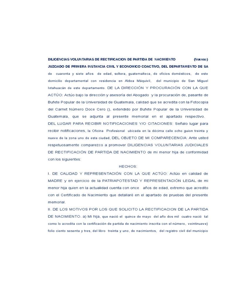 Memorial de Rectificacion Nacimiento Amalia - Copia