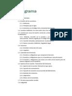 Programa - Derecho Privado VII