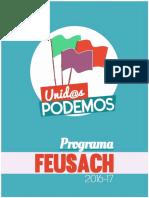 PROGRAMA Unid@s Podemos