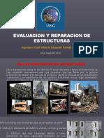 Clases Evaluacion y Reparacion de Estructuras