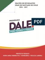 Programa Consejería Académica - Sandra