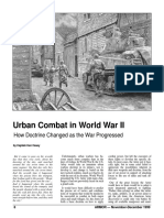 Urban Combat in World War II - Ken Casey