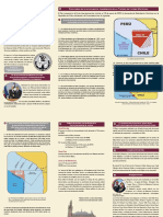 Triptico Informativo Peru La Haya