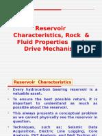 Reservoir-rock & Fluid