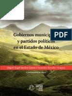 Gobiernos Municipales y Partidos Políticos en El Estado de México