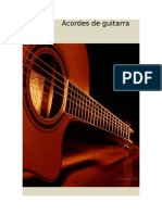 Acordes de Guitarra y más