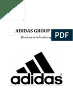 stratégie Adidas