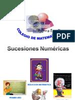 Academia Sucesiones Niméricas 2003