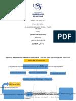 Diseño e Implementacion de Un Sistema de Contabilidad de Costos Por Procesos