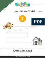Gr 01 Cuadernillo Grafomotricidad Infantil