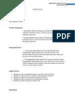 Lesson Plan Descriptive Text