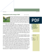May / June 2010 Office Newsletter