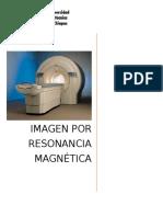 Imagen Por Resonancia Magnética