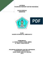 Resume Hemoroid