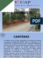 EXPLOTACIÓN DE CANTERAS
