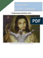 Benedikt XVI. - Der Papst des Übergangs
