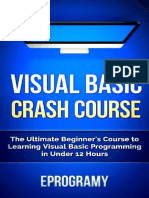 Visual Basic_ Crash Course