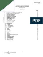 Surveying 3b Chapter 1