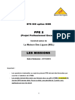 missions ppe 2 1 sisr 29012015