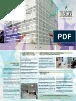 LOS SERVICIOS SOCIALES DE ATENCIÓN PRIMARIA / AYUNTAMIENTO DE COSLADA