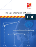 Tamesis Manuals Safe Operation of Cranes