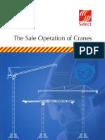 Tamesis Manuals Safe Operation of Cranes