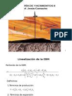 Linearizacion de La .B.M