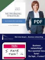 Strategic Networking - Workshop Iasi 2015_Print