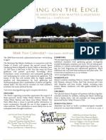 Gardening on the Edge Newsletter, June-July 2007 ~ Monterey Bay Master Gardeners