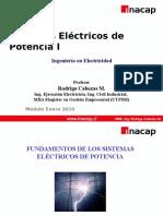 SEP 1 - 01 01 Fundamentos de Sistemas Electricos de Potencia