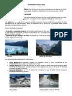 Geomorfología 4 Eso
