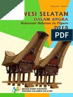 Sulawesi Selatan Dalam Angka 2015