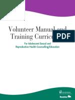 Had Volunteermanual
