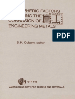 Atmospheric Factors Affecting the Corrosion of Engineering Metals_ASTM