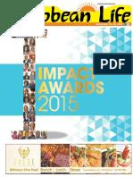 Caribbean Life Impact Awards 2015