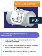 Safety in Confined Space