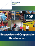 Enterprise and Cooperative Development