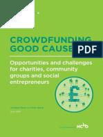 Crowdfunding Good Causes NESTA