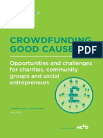 Crowdfunding Good Causes NESTA