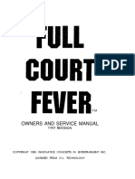 Full Court Fever MANUAL